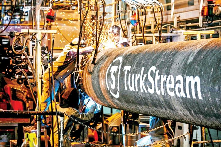 TurkStream Gazprom ne inchide robinetul