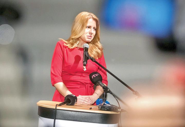 Zuzana Caputova Lupta anticoruptie, fabrica de viitori lideri politici