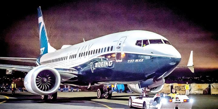 boeing 1 1 Europa se leapada de Boeing Max 8