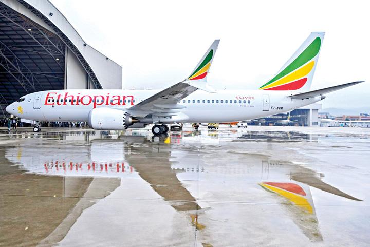 "boeing 2 Boeingul prabusit in Etiopia, ""sperietoarea"" companiilor aeriene"
