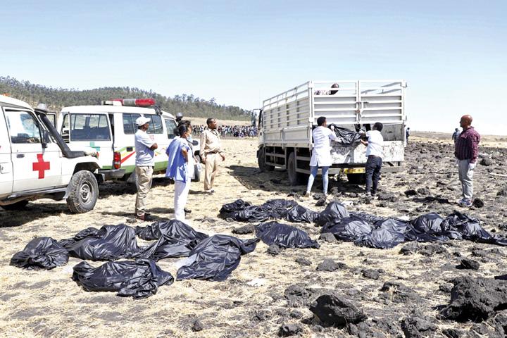 "boeing 3 Boeingul prabusit in Etiopia, ""sperietoarea"" companiilor aeriene"