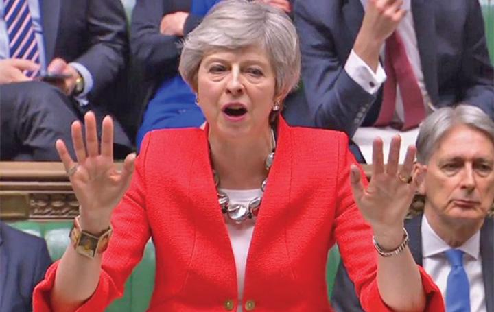 brexit 2 1 Haturile Brexit, in mainile parlamentarilor