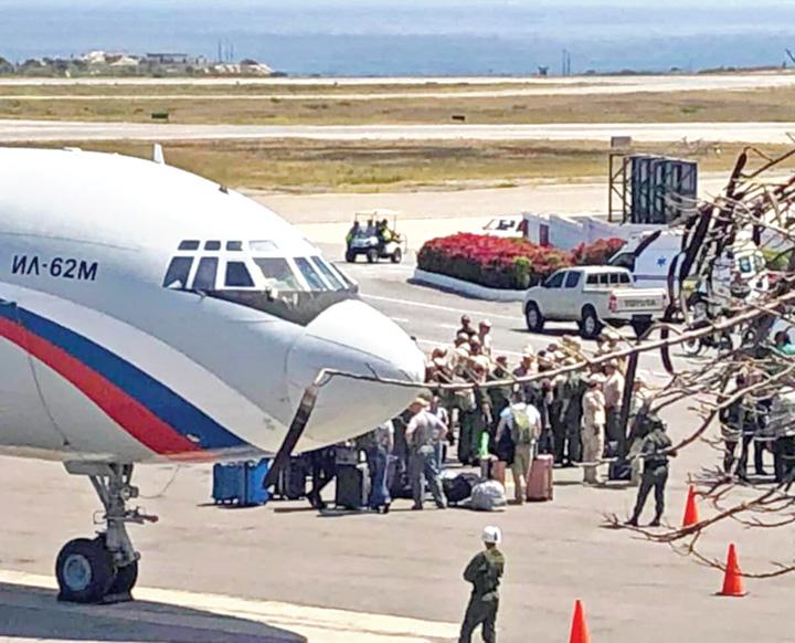 desant 1 Desant rusesc in Venezuela