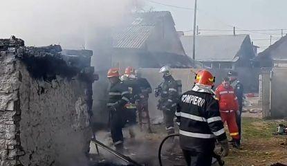 incendiu 2 Sfarsit cumplit pentru un tanar cu probleme locomotorii