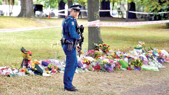 isis 4 Masacrul din Noua Zeelanda trezeste ISIS