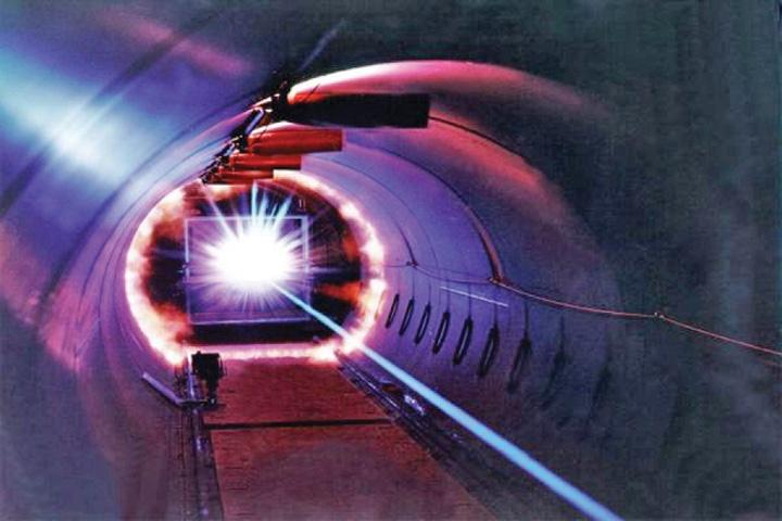 laserul de la magurele Laserul de la Magurele, cea mai mare putere din lume