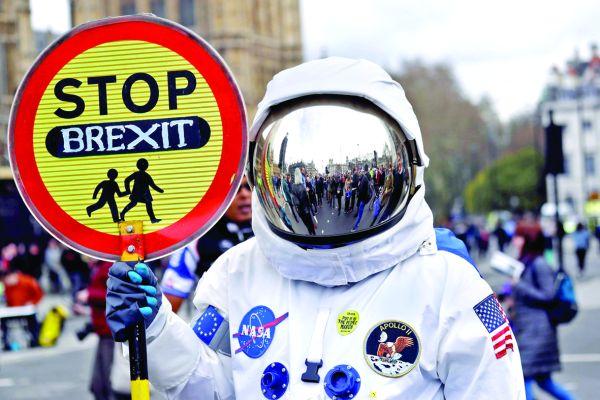 londra 2 Manifestatie uriasa la Londra: cel mai bun acord este niciun Brexit