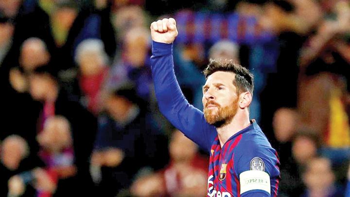 messi 2 Leo Messi, magistral !