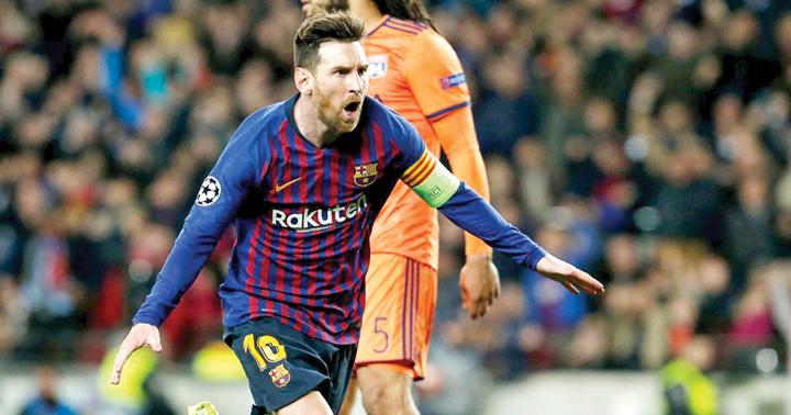 messi 3 Leo Messi, magistral !