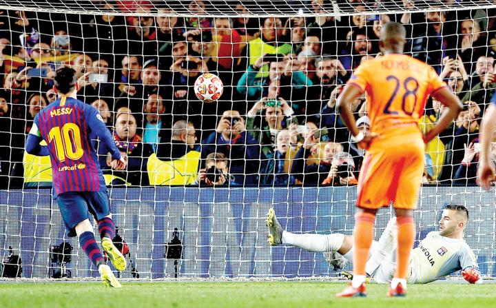 messi 4 Leo Messi, magistral !