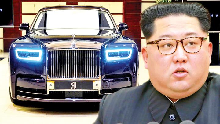 onu 2 ONU cauta limuzinele lui Kim Jong un