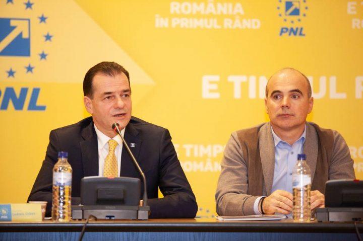 orban bogdan 720x479 Oficial. PNL ul merge la europarlamentare cu Rares Bogdan deschizator de lista