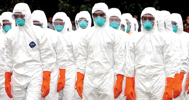 pandemie gripa Alerta OMS: Vine inca o pandemie de gripa