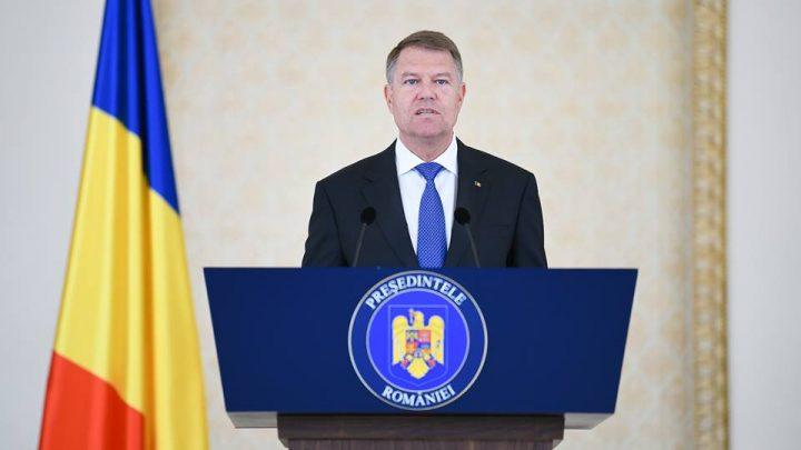 presedintele 1 720x405 Iohannis s a decis   convoaca referendum pe 26 mai: PSD continua asaltul la adresa Justitiei