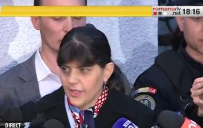 procuror 2 Kovesi: categoric toata aceasta campanie are legatura cu candidatura mea
