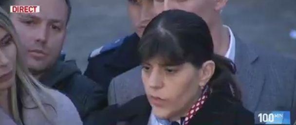 procuror Kovesi, dupa aproape cinci ore la Sectia speciala: Am fost impiedicata sa dau declaratie