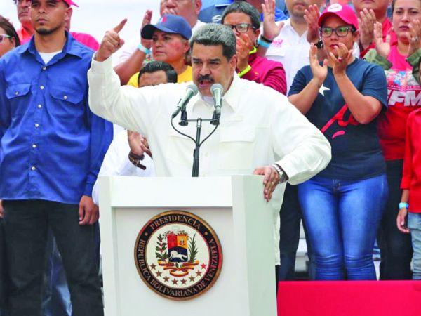 v 2 Venezuela in bezna