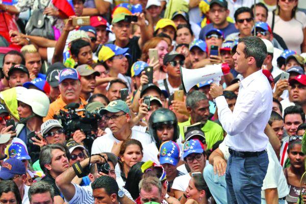 venezuela 1 Venezuela in bezna