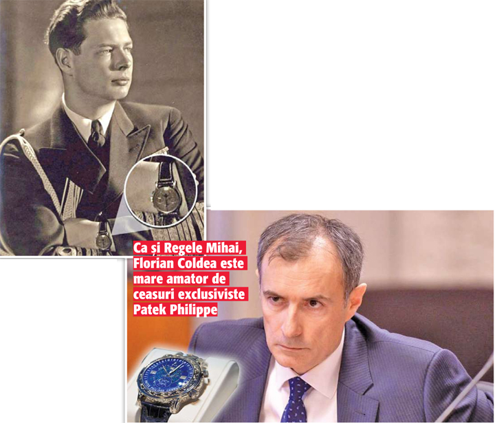 02 03 5 Coldea, ceas Patek Philippe de 50.000  euro!