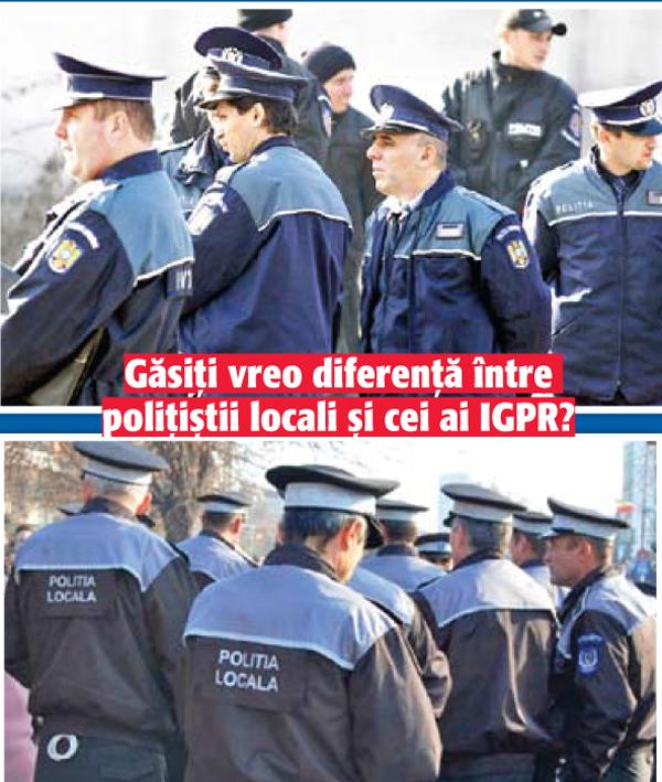 02 0aaa3 1 Politia Romana, unita cu Locala!