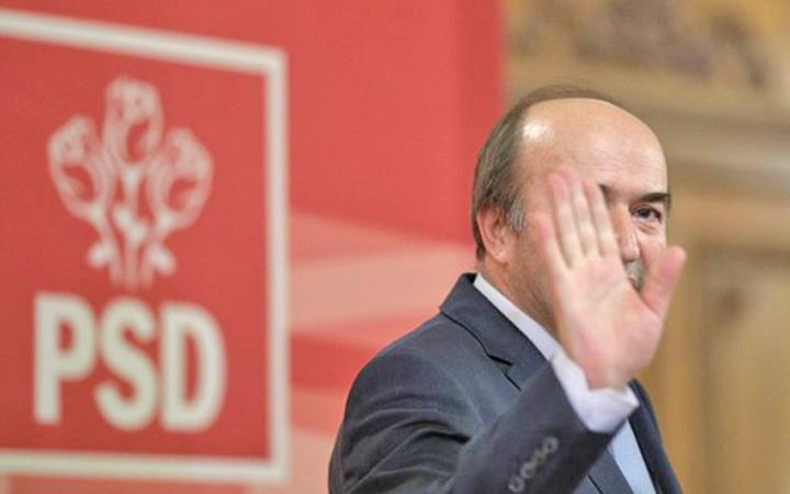 "Tudorel Toader ""Rapidul"" PSD trece de ""halta"" Tudorel"
