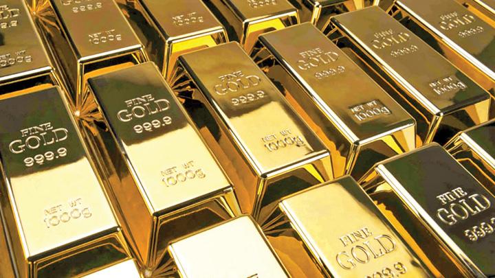 aur Rezerva de aur a Romaniei va fi repatriata