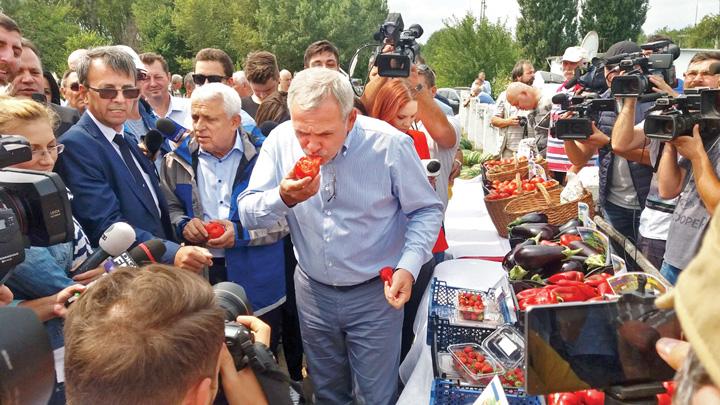 dragnea legume Dragnea sparge cartelul multinationalelor de pe piata fructelor si legumelor