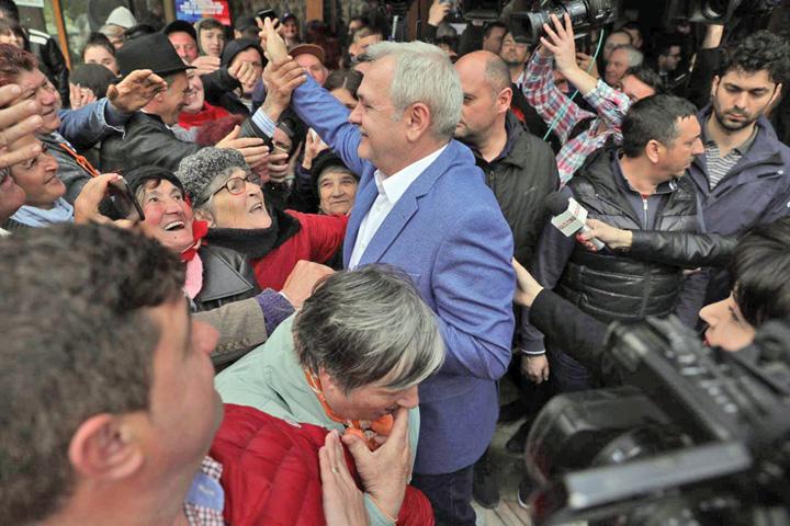 liviu dragnea la botosani Dragnea, mesaj de forta: Suntem aici! Suntem majoritari!