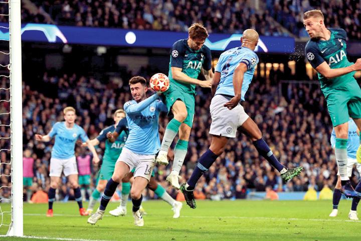 manchester city v tottenham hotspur uefa champions league quarter final second leg etihad stadium 7 752x501 Guardiola, manelistul care a spart 600 de milioane de euro pe mofturi