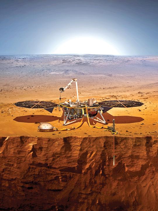 marte Cutremur pe Marte