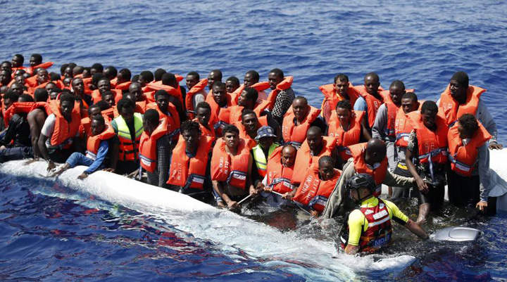migranti 2 Migrantii sunt ca eolienele