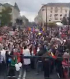 miting Miting PSD cu mii de oameni la Craiova