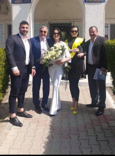 nastase 369x500 Ilie Nastase s a casatorit cu iubita lui, Ioana