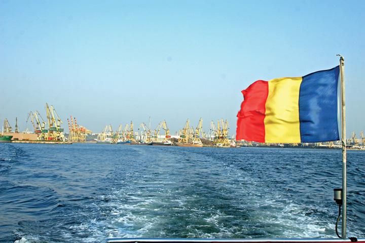 portul constanta 1 Portul Constanta rupe o felie din traficul european de marfuri