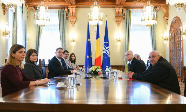 small consultari psd 12 04 2019 2 Iohannis, atac la PSD dupa discutia cu fostii detinuti politic din delegatia venita la consultari