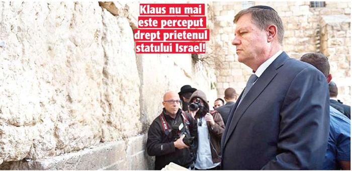 02 03 7 12.05.2019: Iohannis, tinta pentru Israel!