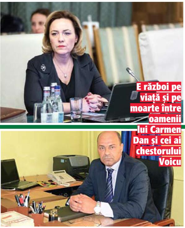"""02 aaaa03 1 Incepe """"macelul"""" la Politia Capitalei!"""