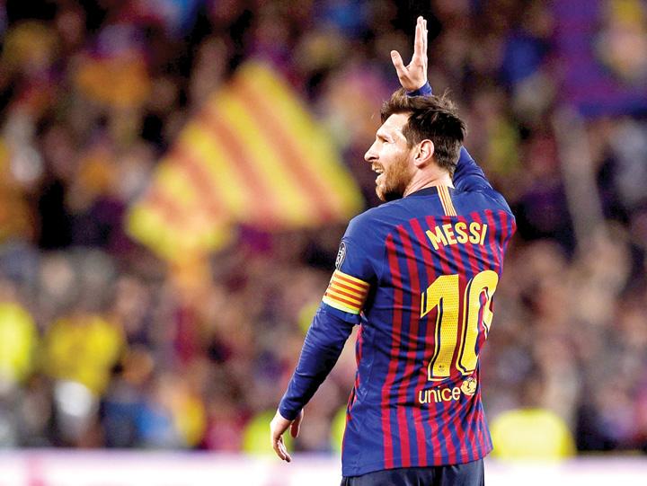 Lionel Messi 0 Finala Barcelona   Ajax, mostenirea lui Cruyff