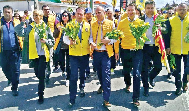 Mitingul PNL la Alexandria 1 Cum va castiga PNL 0,0 % la alegeri