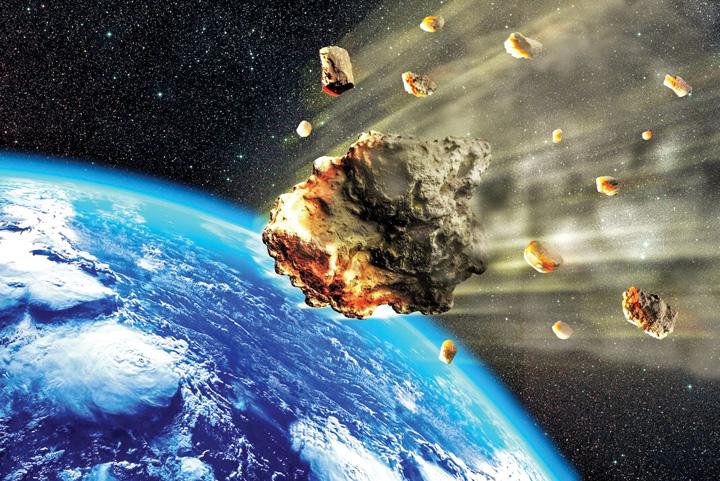 asteroid Asteroidul care a pus pe jar 300 de oameni de stiinta