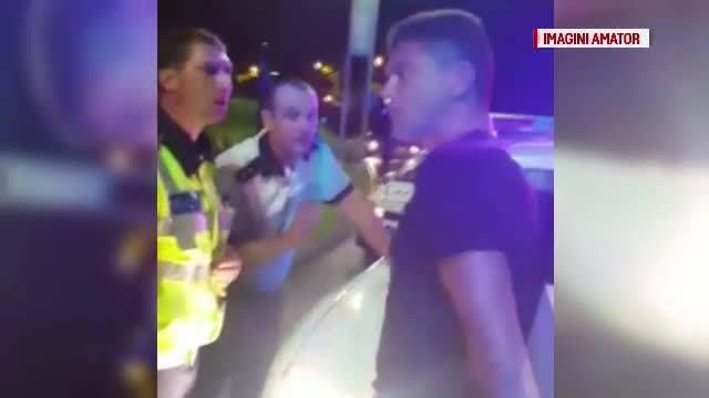 boureanu Cristian Boureanu, condamnat cu suspendare. Politistul nu are nicio treaba!