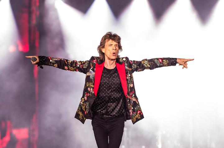 jagger Mick Jagger se intoarce pe scena