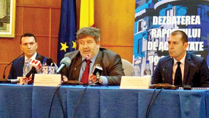 lucian netejoru Lucian Netejoru, din nou sef al Inspectiei Judiciare
