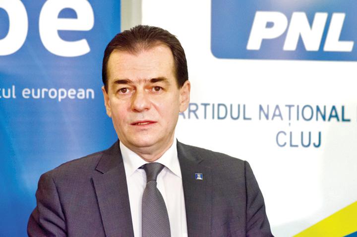 ludovicorban 1 Cum va castiga PNL 0,0 % la alegeri