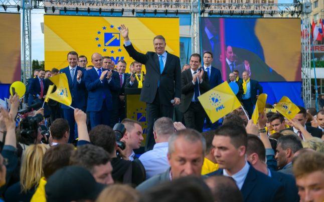 miting pnl PNL și USR au renăscut fascismul în România