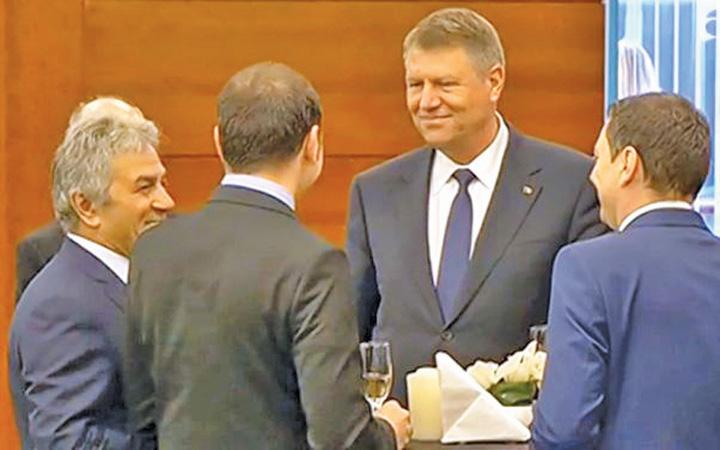 musat iohannis Sinucidere la casa de avocatura care i a castigat lui Iohannis procesul cu ANI