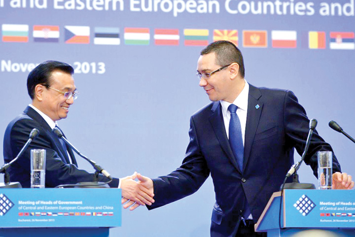 ponta china S a aflat: Valcov, omul Chinei in Guvern!