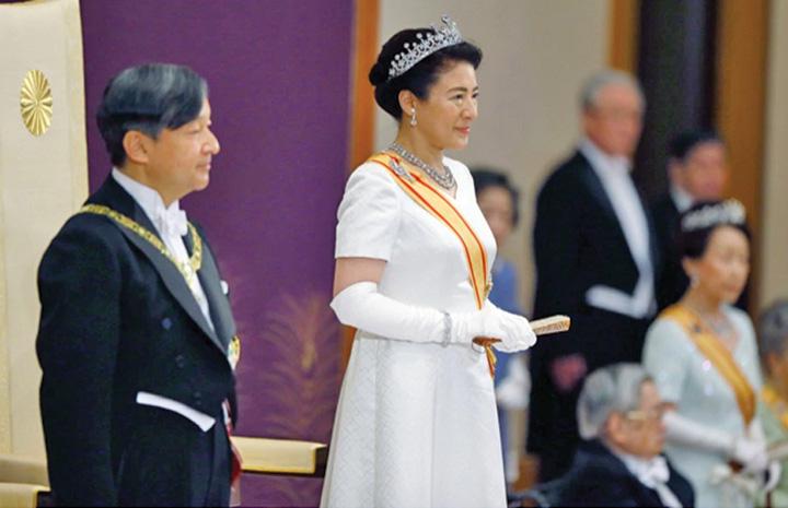 regina jap Japonezii vor imparateasa