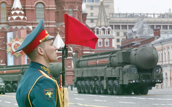 rusia 1 Rusia isi arata muschii de Ziua Europei
