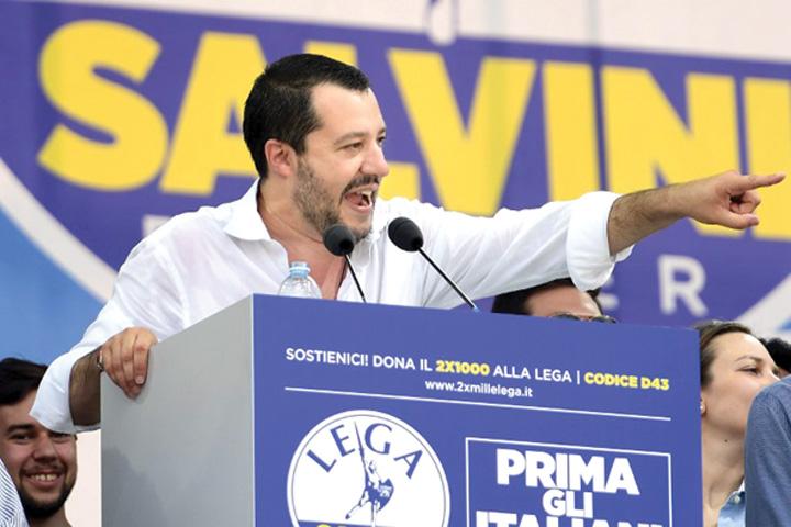 salvini 2 Salvini vrea amenda pe migrant salvat